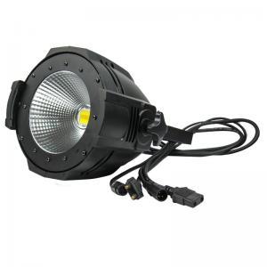 China LED Par Stage Lights COB Cool & Warm White 2 In1 Party DJ Lighting Lamp PAR64 DMX512 on sale