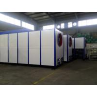 China Carbon Steel High Capacity Desiccant Dehumidifier Equipment With Air / Water Cooled wholesale