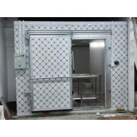 China Walk - in Cold Room Commercial Refrigerator Freezer Double Sided Polyurethane Thermal Insulation Board wholesale