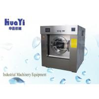 Quality Raw White Industrial Washing Machine Heavy Duty Stainless Steel Washing Machine for sale