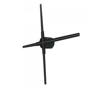 China 30cm LED 3d Hologram Fan Display 1024*384 12V 2A Support Splicing wholesale