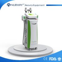 Buy cheap 2016 New product high quality cryolipolysis machine for body fat freeze slimming from wholesalers
