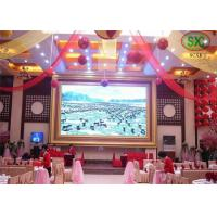 China P6 Doule Sided Indoor 3 in 1 Full Color LED Display With USB , Wifi , Bluetooh control wholesale