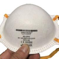 China Euro-standrad protection FFP2 cup shape face mask with CE Made in China wholesale