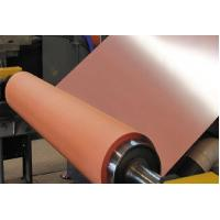 China High Temperature HTE Copper Foil , Elongation Electrodeposited 3m Copper Foil wholesale