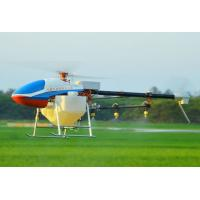 China Single-rotor Agriculture Drone 17L Sprayer Helicopter Model No. 3WD-TY-17L on sale