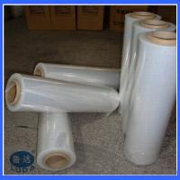 China 23 micron strech film for pallet shrink wrap film on sale