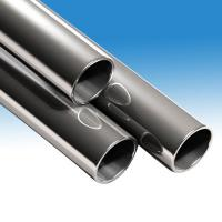 China Pure Gr5 Welding Titanium Pipe Corrosion Resistance With ASTM SB338 GB/T wholesale