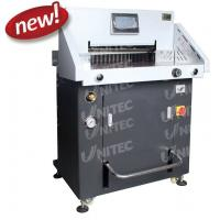 China 2800W Hydraulic Programmable Paper Cutter H720RT with CE Certificated on sale