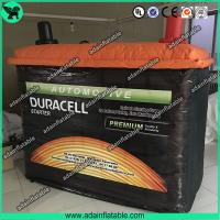 China Giant Advertising Inflatable Replica/Promotional Inflatable Battery Model wholesale