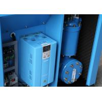 Buy cheap VFD Drive Derict Driven Air Compressor  , 11 KW Electric Small Rotary Screw Compressor from wholesalers