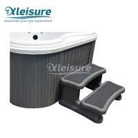 China Durable Spa Tub Accessories Durastep Spa Steps  Slip - Resistant Rubber Treads on sale