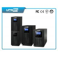 China Double Conversion DSP High Frequency Online UPS with LCD Display wholesale