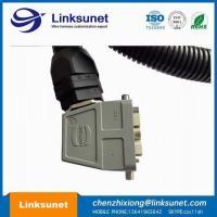 China Large Current Customized Harting Heavy Duty Connectors CONN HOOD Side Entry SZ6B M25 wholesale