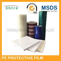 China Recycable Multi Surface Protection Film , Floor Tile Protective Film Water Resistant wholesale