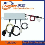 China am fm radio car antenna/ amplifier car radio antenna/ active electronic car antenna TLB3290 wholesale