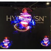 China 43cm 3D Hologram LED Fan Kinomo Holographic Advertising Player Plug and Play wholesale