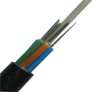 China SM PVC LSZH 36core GYFTY Non Metallic Optical Cable wholesale