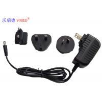 China RoHS Approval Ac To 12v Dc Power Adapter , 12V 1A Mobile Phone Wall Charger wholesale
