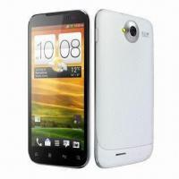 "China NFC Smartphones/5.3"" QHD LCD/Android 4.0/MTK 6577 Dual Core 1.2GHz Cortex/Sized 148.5 x 78 x 9.6mm wholesale"