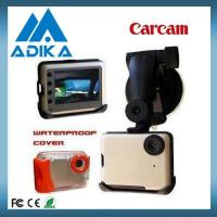 Buy cheap Waterproof Smart Metal DVR Car ADK-C188B from wholesalers