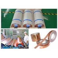 China ISO ED Copper Foil PTC Resistance More Than 220 MPa Tensile Strength wholesale