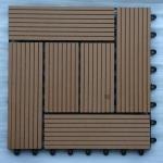 China DIY WPC decking tiles wholesale