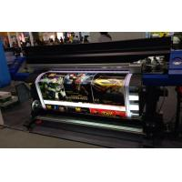 China Wide Format LED UV  Inkjet Printer with DX7 head for Printing on Leather / PU / Wall Paper wholesale