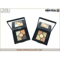 Quality Hot sale,high quality,naked five colors eye shadow with mirror for sale