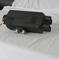 China 1000W-5000W Portable Truck Cabin Parking Heater / 4 Holes 12v 5kw Diesel Air Heater wholesale