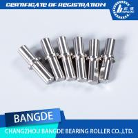 China GCr15 100Cr6 Customized Silver Polished Pin Shaft with Low Price wholesale