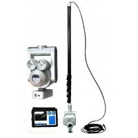 """Sewer Drain Pole Inspection Camera Carbon Fiber Pole With 1/4"""" CCD Component"""