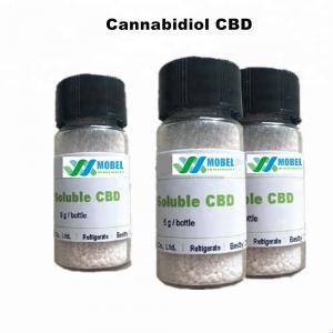 Buy cheap 100% Natural Hemp Extract Pharmaceutical Raw Materials CBD Cannabidiol Isolate from wholesalers