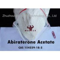 China Prostate Cancer Treatment Muscle Building Prohormones Abiraterone CAS 154229-19-3 wholesale