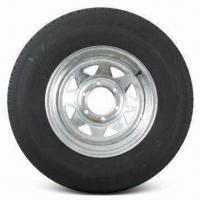 China Wheel and Tire Assembly with C Load Rating/6-ply Rating wholesale