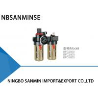 China High Performance Air Filter Regulator Lubricator AFC / BFC Airtac Type Instrument wholesale