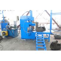 Tyre strip cutter tyre shredding equipment for waste tire for Tractor tire recycling