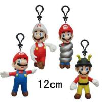 China Super Mario anime figure,anime key chains wholesale