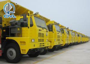 China SINOTRUCK HOWO 70TON MINING DUMP TRUCK 6x4 HOWO 70t Mining Dump Truck 371hp with Good Quality on sale