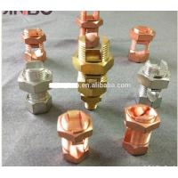 Quality Custom Size Split Bolt Connector Copper Grounding Connector For Cable Wire for sale