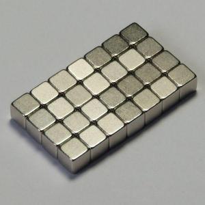 China 10mm neodymium magnet cube wholesale