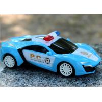China Fashion Remote Control Police Car / Remote Control Kids Car For Gift wholesale