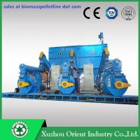 China High Capacity Complete Biomass Ring Die Wood Sawdust Pellet Production Plant Line wholesale