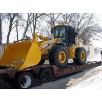 Buy cheap LW600K XCMG Heavy Construction Machinery Wheel Loader With 3.5-4.5M³ Bucket from wholesalers