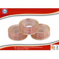 China High Track Crystal Cello BOPP Stationery Tape Invisible Adhesive Clear wholesale