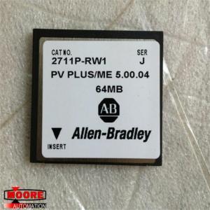 China 2711P-RW1 2711PRW1   Allen Bradley  AB Standard Logic Module on sale