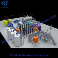 China Fast delivery corn glucose syrup machine professional cassava glucose syrup production line on sale