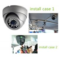 China 2MP Vehicle Mounted Cmos Reverse Camera / Mini dome camera With 3.6mm Lens IR Lamps wholesale