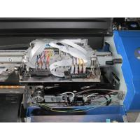 Quality Micro Piezo Dye Sublimation Textile Fabric Printer DX5 / 8 Color Printer for sale