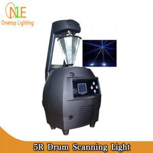 Guangzhou Night club high quality 5r drum scanning light Roller scanner light